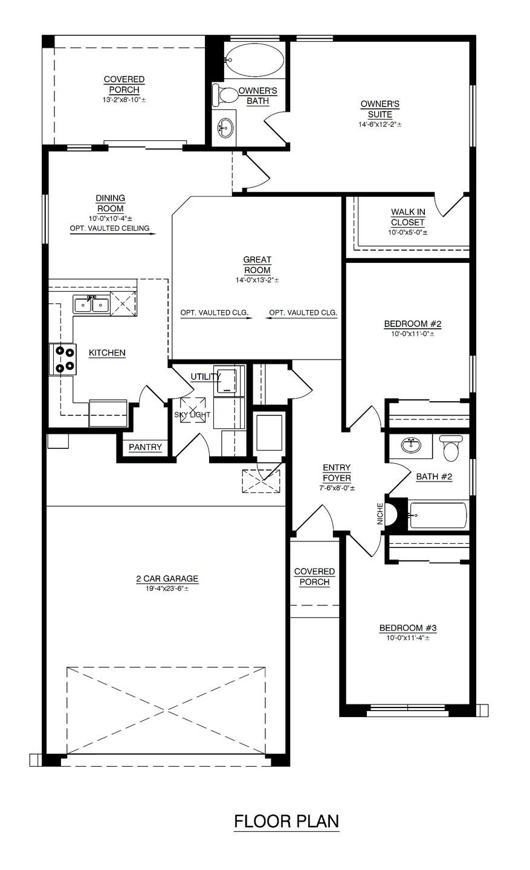 The Frida Floor Plan