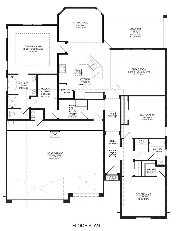 The Audrey Floor Plan
