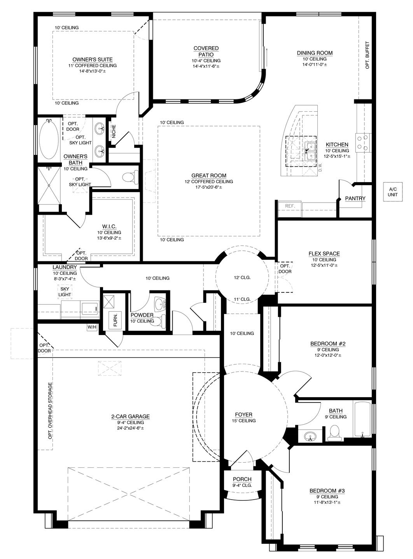 The Ella Floor Plan