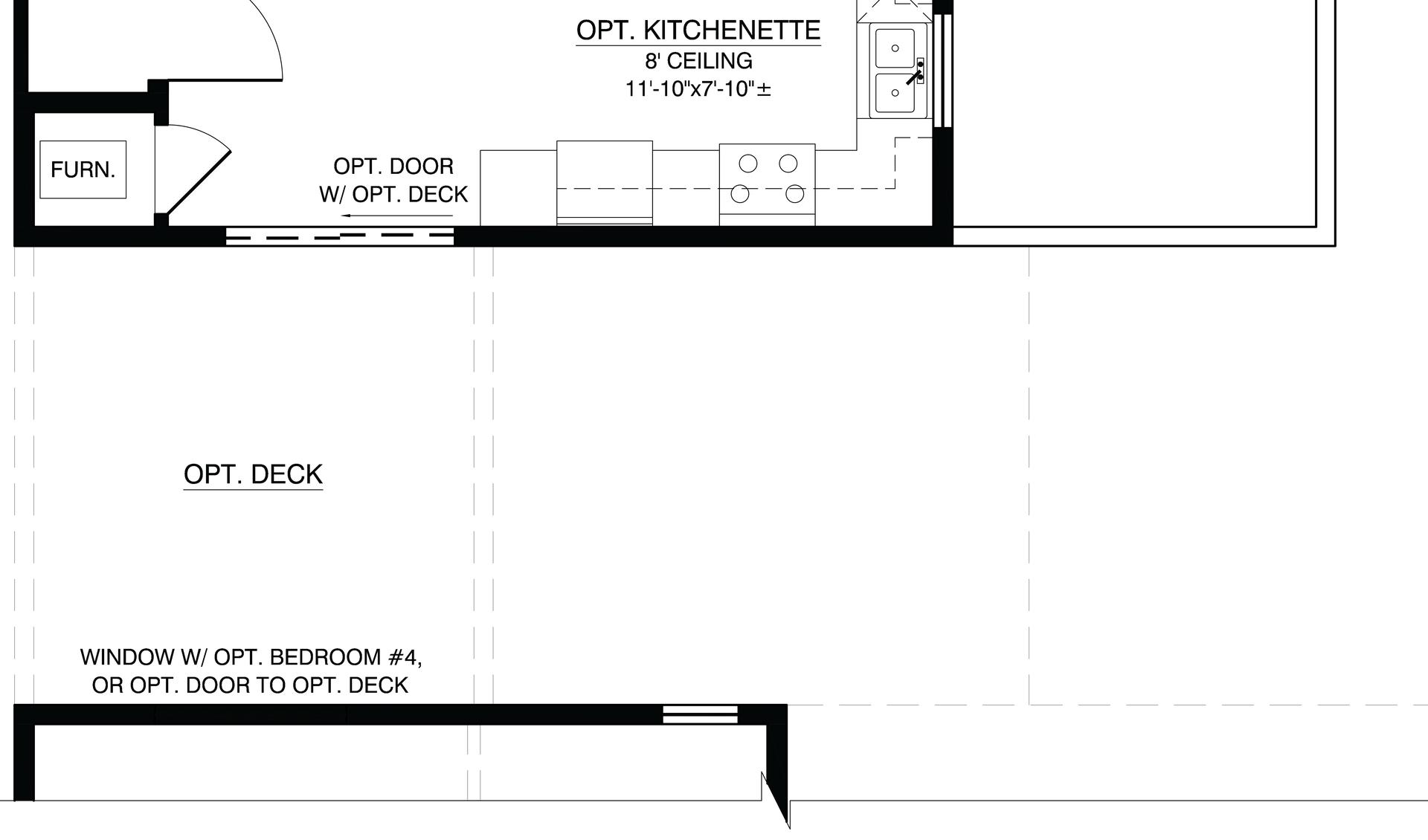 Optional Deck