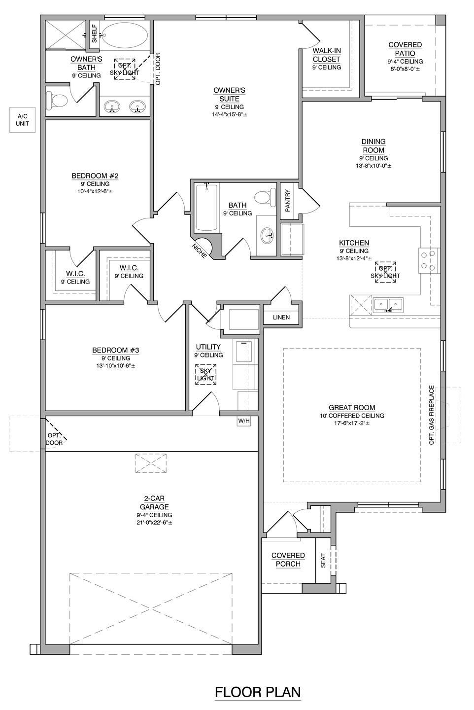 Tabitha Floor Plan