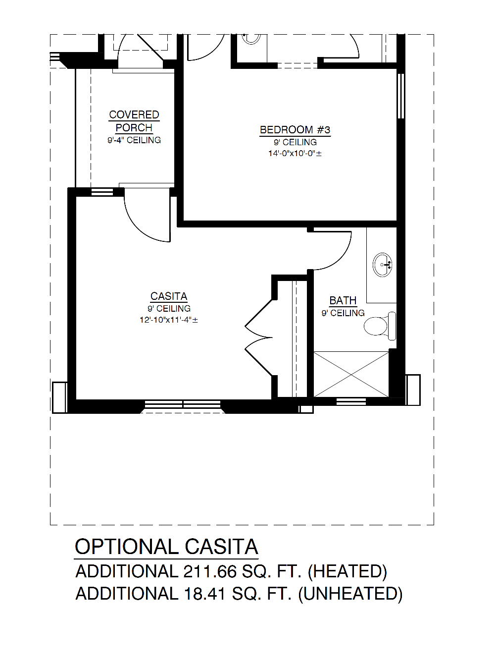 Optional Casita