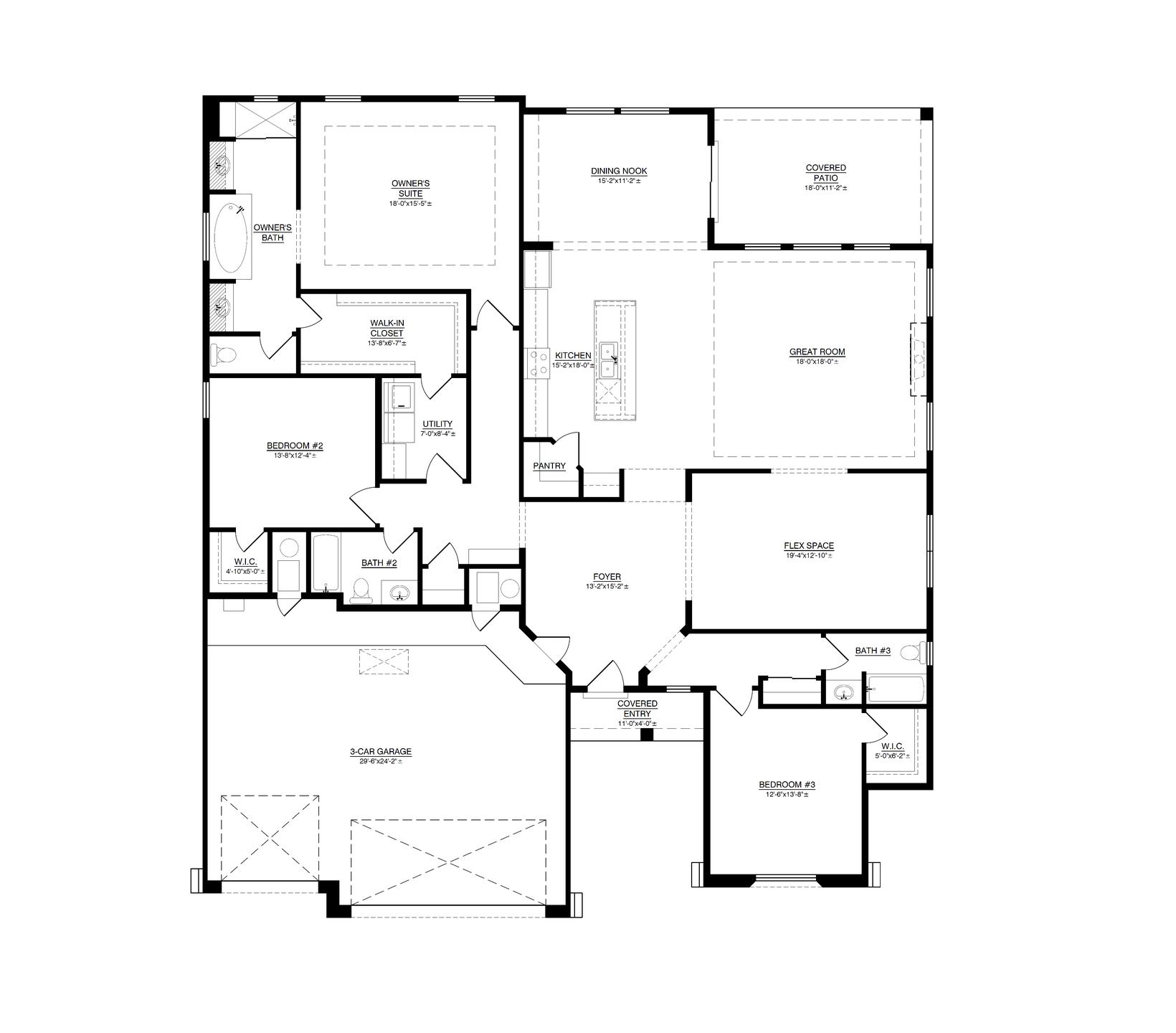 Tiffany Floor Plan