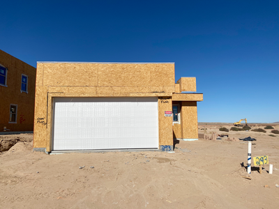 293 Wyatt Ave. SW Los Lunas NM New Home for Sale