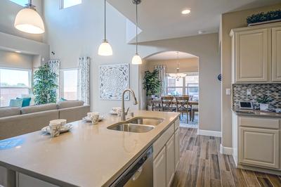 Kitchen - Coco (Estates of Santa Monica)
