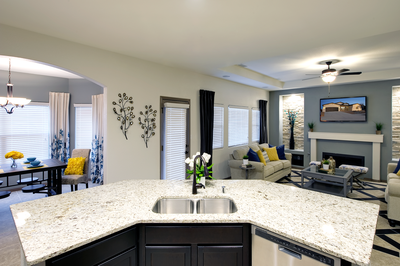 Kitchen - Audrey (Rancho Valencia)
