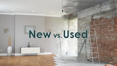 To Build or Buy Used? Buying New is the Better Housing Option