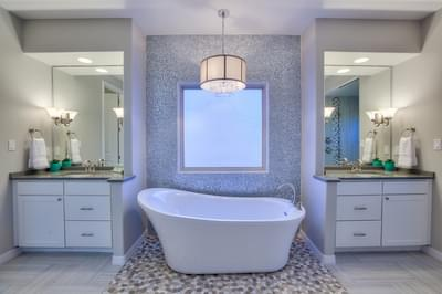Owners Suite Bathroom - Tiffany (Petroglyph Estates)