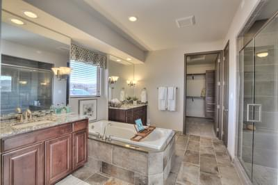 Owners Suite Bathroom - Katherine (Mariposa)