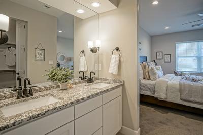Owners Suite Bath - Stout (Mesa Del Sol)