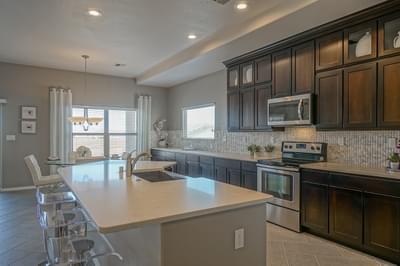 Kitchen - Jane (Estates at Santa Monica)