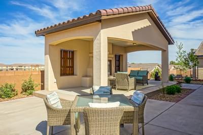Outdoor Living Area (OLA) - Coco (Estates at Santa Monica