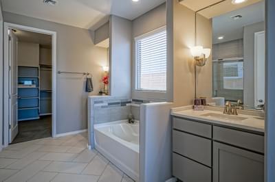 Owners Suite Bath - Jane (Estates at Santa Monica)