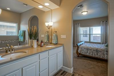 Owners Suite Bath - Coco (Estates at Santa Monica)