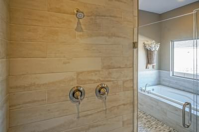 Owners Suite Bath - Victoria (Estates at Santa Monica)