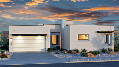The Marion - Contemporary with Casita