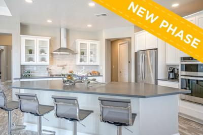 Lomas Encantadas New Homes in Rio Rancho NM