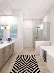 Owners Suite Bath - Zaha (Ascension)